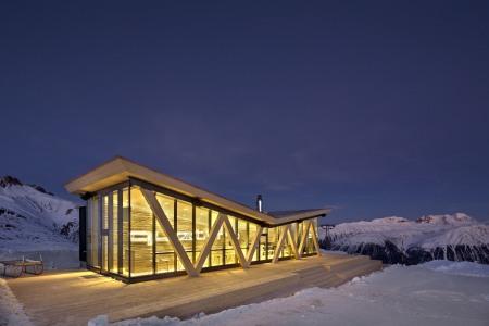 Quattro Bar Corviglia, © Engadin St. Moritz Tourismus AG