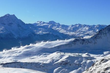 Beschneiung Corviglia, © Engadin St. Moritz Mountains AG