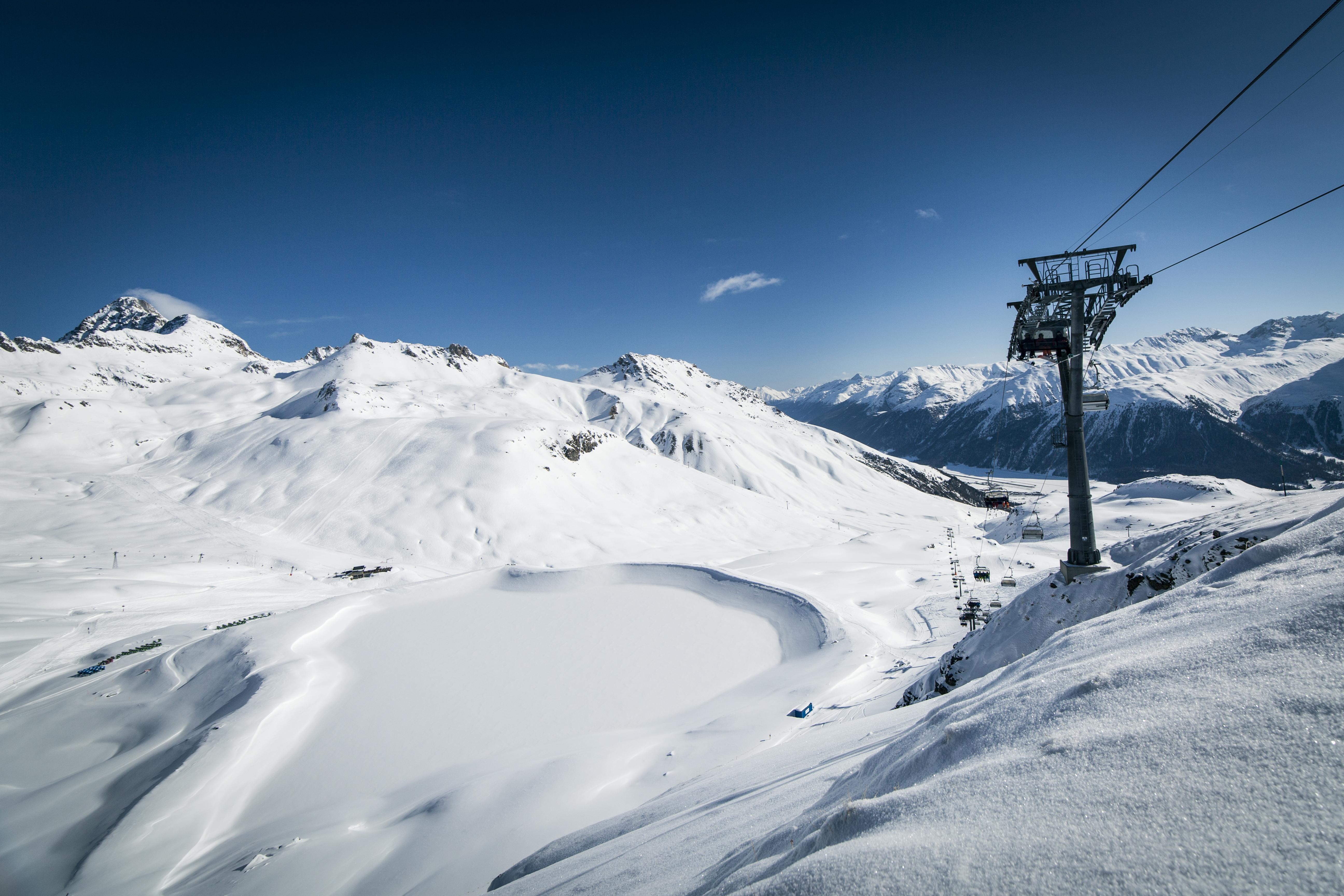 Lej Alv, © Engadin St. Moritz Mountains AG