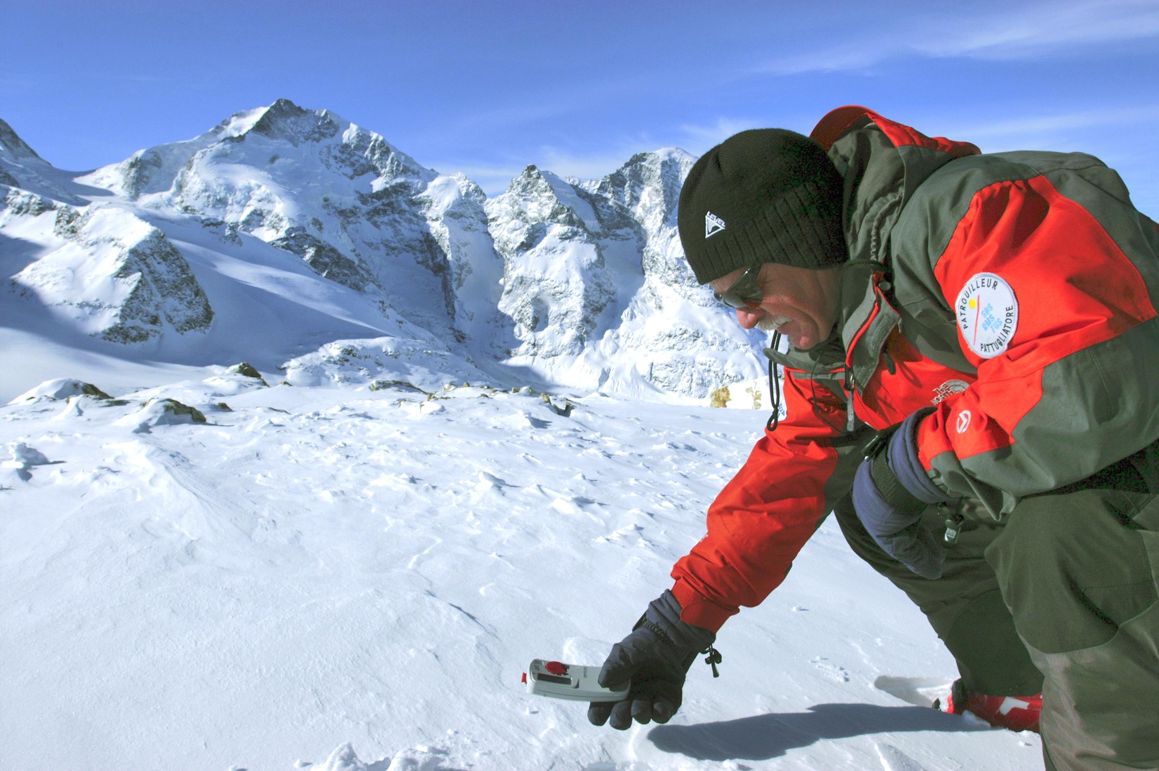 Pistenrettungsdienst, © Engadin St. Moritz Mountains AG