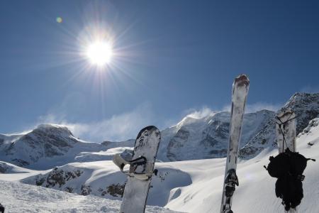 Route Morteratschgletscher, © Engadin St. Moritz Tourismus AG