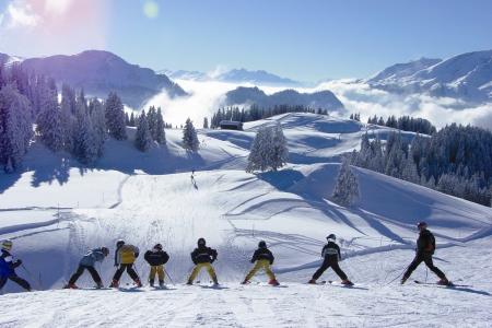 Skisport-Nachwuchs, © Bergbahnen Grüsch-Danusa AG