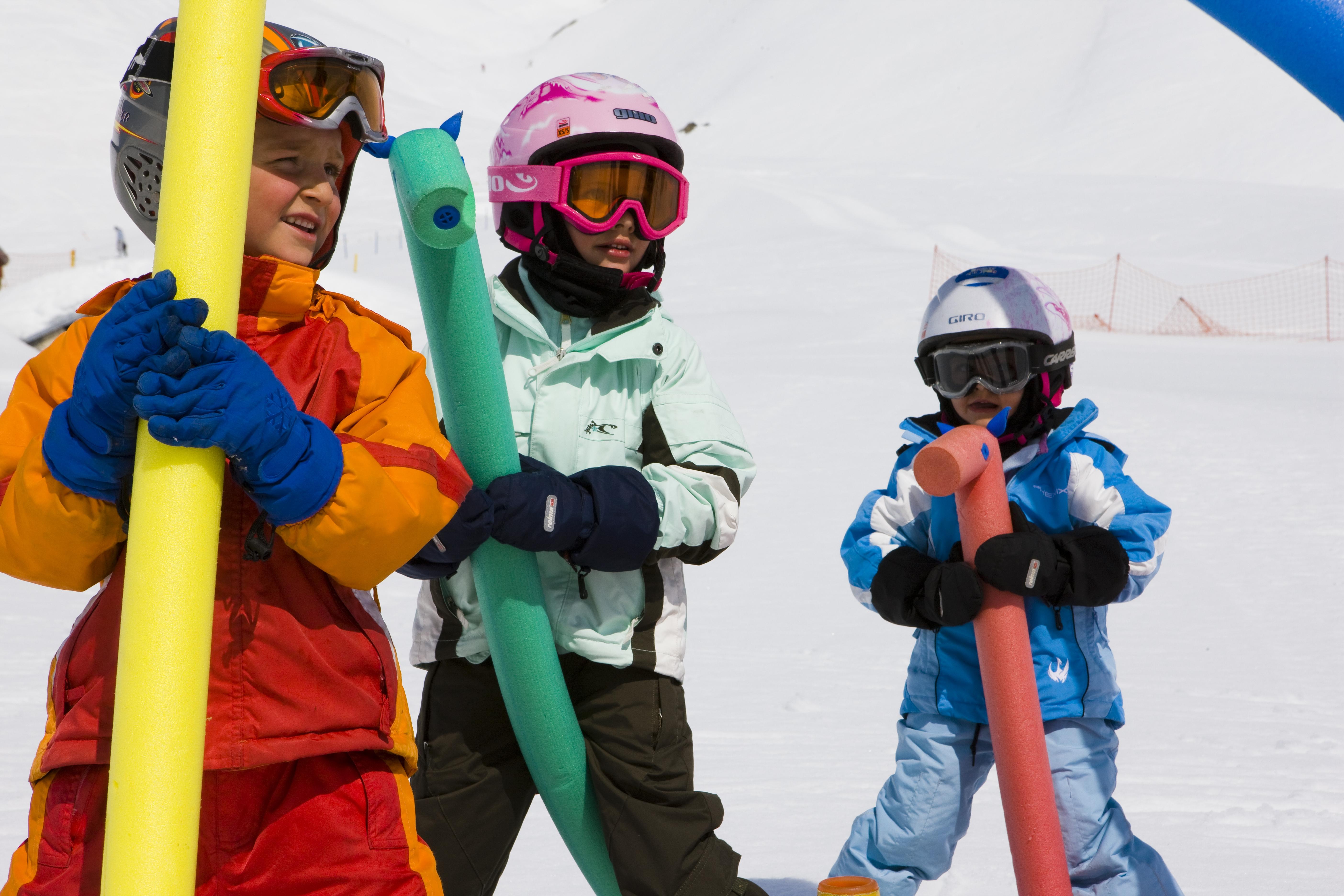 Schneesportnachwuchs, © Engadin St. Moritz Mountains AG