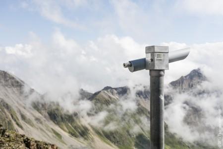 Aussicht, © Bergbahnen Graubünden, Thomas Hablützel