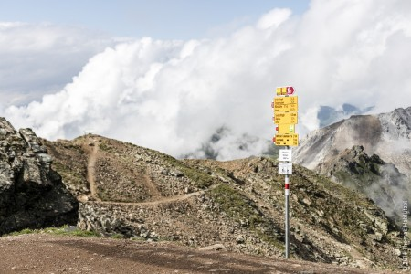 Signalisation, © Bergbahnen Graubünden, Thomas Hablützel
