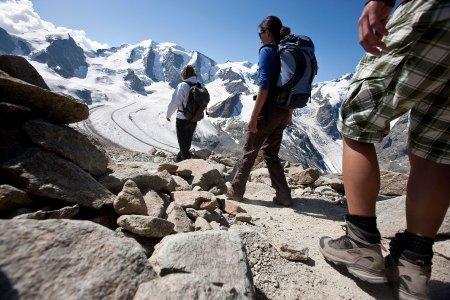 Gletscherwanderung, © Diavolezza Lagalb AG