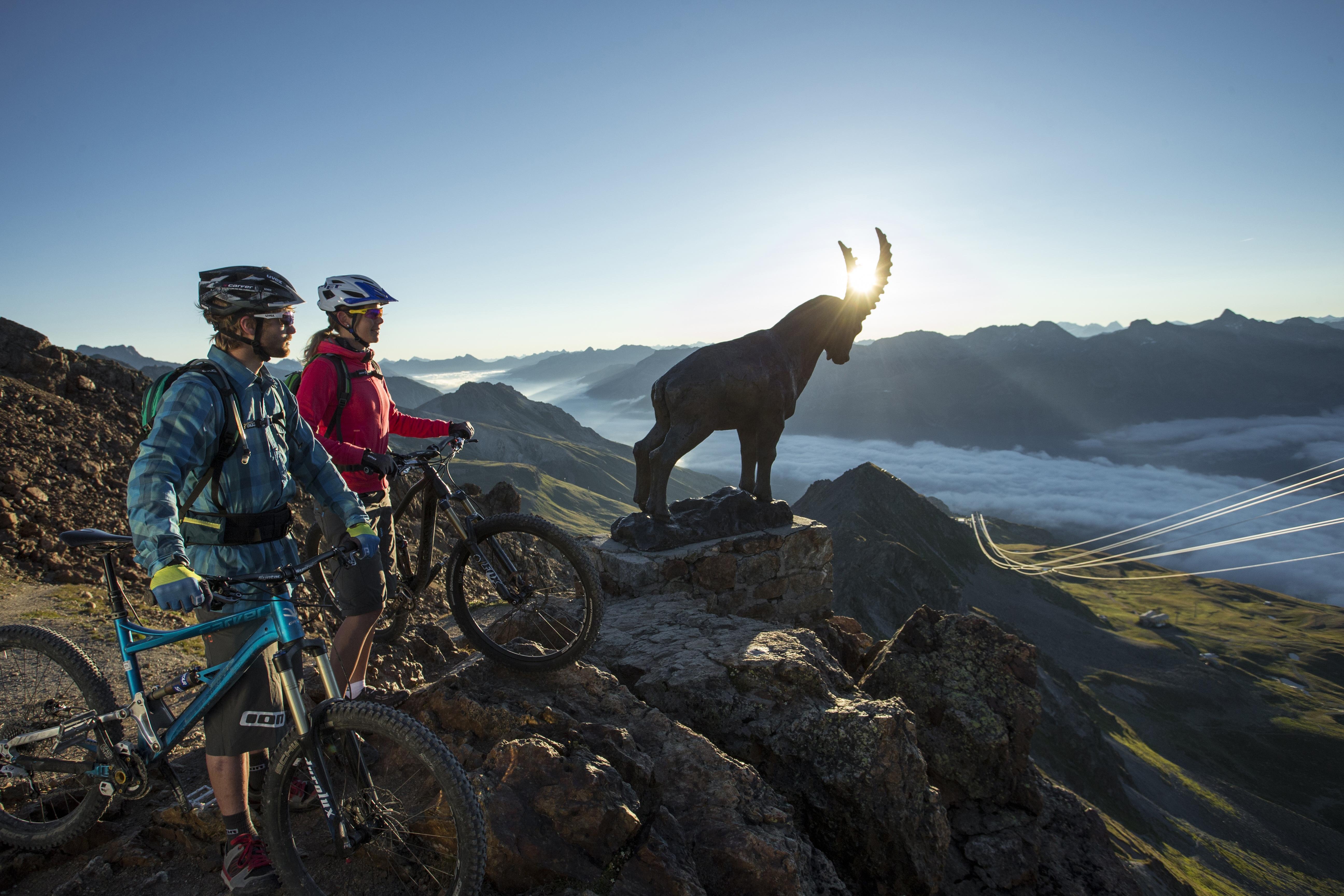 Mountainbike, © Engadin St. Moritz Tourismus AG, Markus Greber