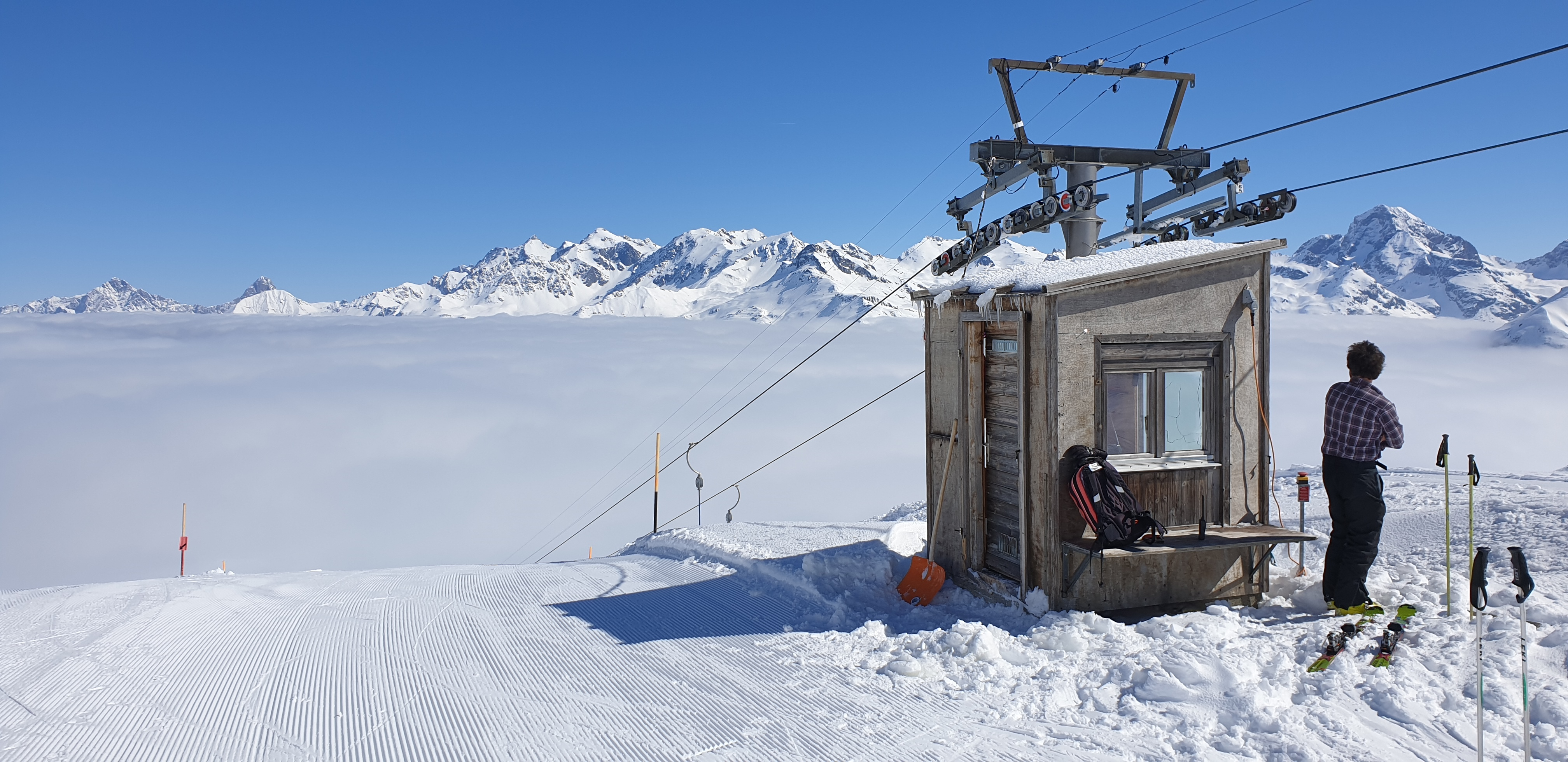 Bergstation Al Cant, © Bivio Sportanlagen AG