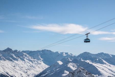 Parsenn, Weissfluhgipfelbahn, © Davos Klosters Bergbahnen AG
