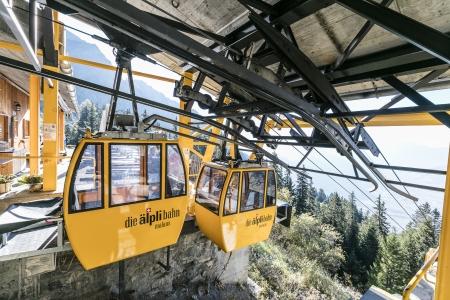 Älplibahn, © Bergbahnen Graubünden, Thomas Hablützel