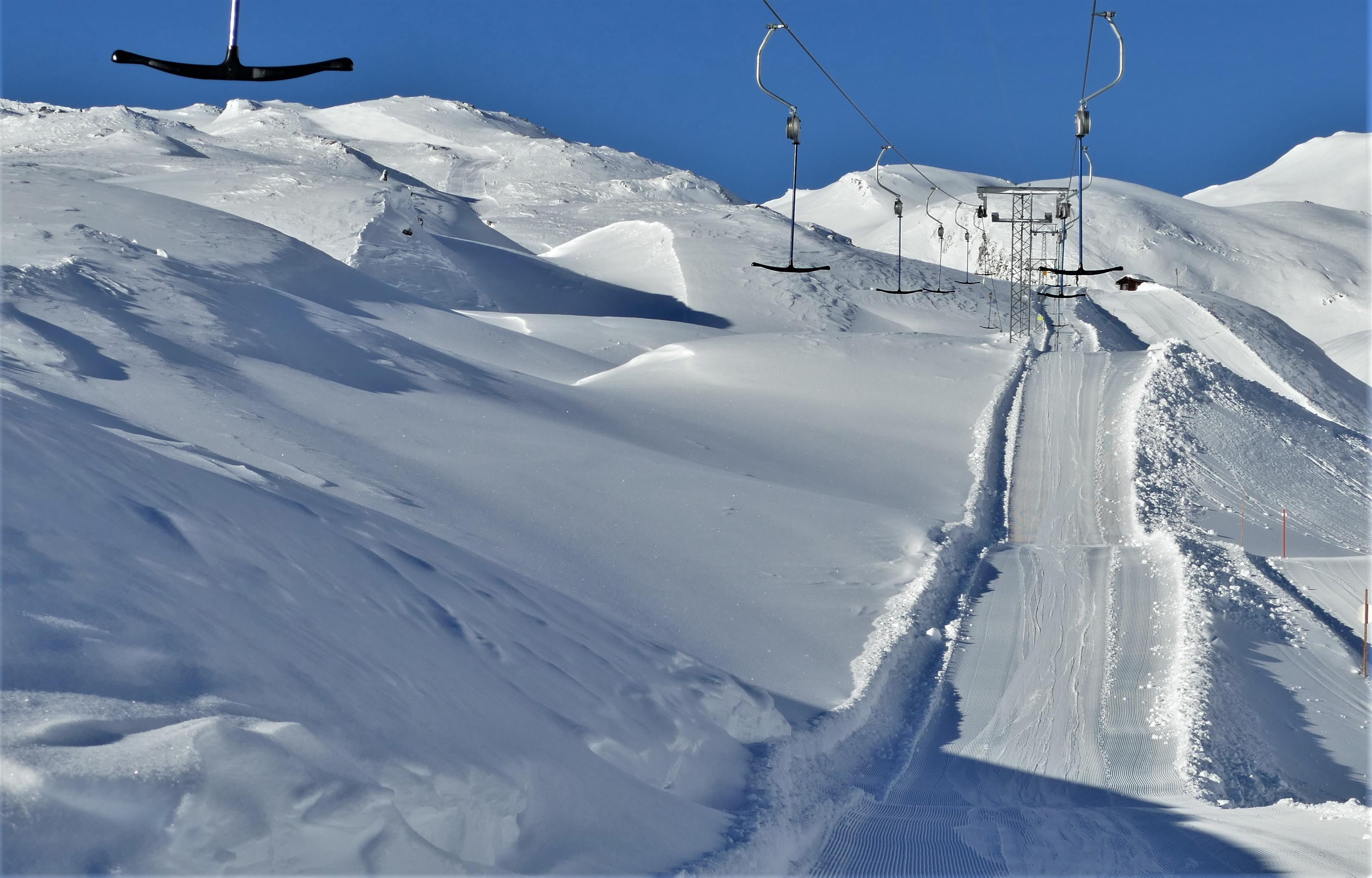 Skilift, © Visit Vals AG - Vals 3000